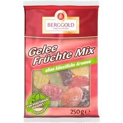Berggold Gelee Früchte Mix, 250g