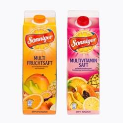 Sonniger - Multifruchtsaft