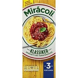 Mirácoli Klassiker - Spaghetti mit Tomatensauce, 3 Portionen