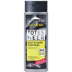 Salthouse Just for Men Totes Meer Haut & Haar Duschgel sensitiv