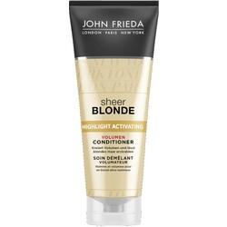 JOHN FRIEDA Sheer Blonde Activ Volum Condit 250 ml
