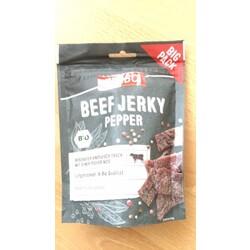 Zimbo Beef Jerky Pepper