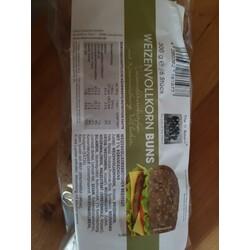 Intercookies 24 Weizenvollkorn Buns
