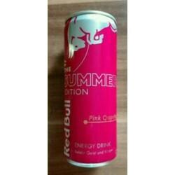 Red Bull Summer Edition-Pink Grapefruit