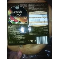 Schätze Orients Kebab-Brot