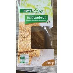 Rewe Bio Knäckebrot