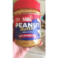 Mills Peanut Butter Grov Type