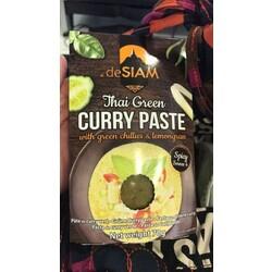 deSIAM Thai Green Curry Paste