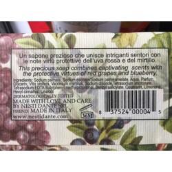 Nesti Dante Il Frutteto Red Grapes & Blueberry Seife 250 g