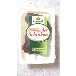 Alnatura Rinderschinken