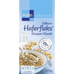 Kölln Cerealien Vollkorn Haferfleks Knusper-Klassik 375 g