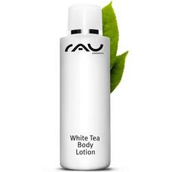 Body Emulsion mit Weissem Tee- RAU Cosmetics