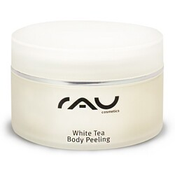 White Tea Body Peeling 250 ml - RAU Cosmetics