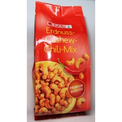 Erdnuss-Cashew-Chili-Mix