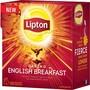 Lipton Black Tea Daring English Breakfast Pyramidenbeutel