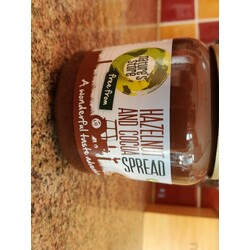 Nature's Store Free From Hazelnut and Cocoa Spread