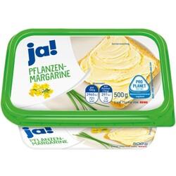 ja! Pflanzenmargarine