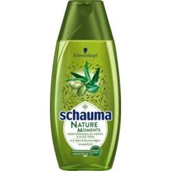 Schauma Nature Moments Oliven Öl & Aloe Vera Shampoo