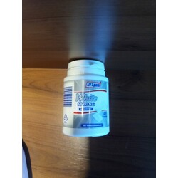 JET gum White Stroh , mit Mikrogranulat