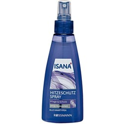 ISANA Hitzeschutz Spray