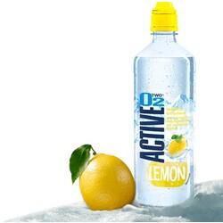 Adelholzener Active O2 Lemon