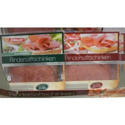 Böklunder - Rindersaftschinken Klassik/Steakpfeffer/Paprika-Chili
