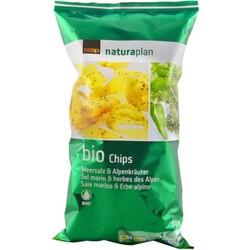 Coop Naturaplan Bio Chips Alpenkräuter