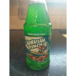 Sunbeam Hawaiian Punch Green Berry Rush Snow Cone Syrup