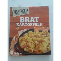 Botato Brat Kartoffeln Mit Speck & Zwiebeln