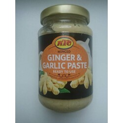 KTC Minced Ginger & Garlic Paste