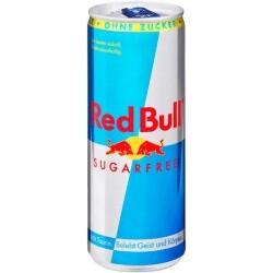 Red Bull Energy Sugar Free, 0,35 l