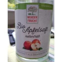 Werder Frucht Bio Apfelsaft