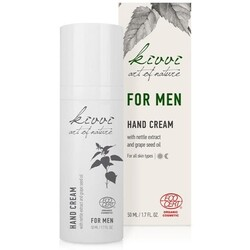 Kivvi Hand Cream with White Dead Nettle Extract and Grape Seed