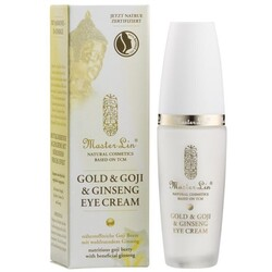 Master Lin Gold & Goji & Ginseng Eye Cream - Revitalisierende Augencreme mit ...