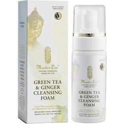 Master Lin Green Tea & Ginger Cleansing Foam - Gesichtsreinigungsschaum Grüne...