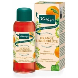 Kneipp Bade Essenz Orange - Lindenblüte Badeöl  100 ml