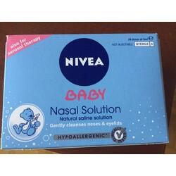 Nivea Baby Nasal Solution