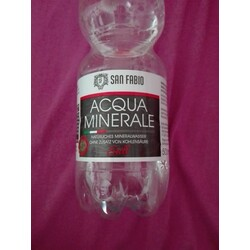 San Fabio Acqua Minerale