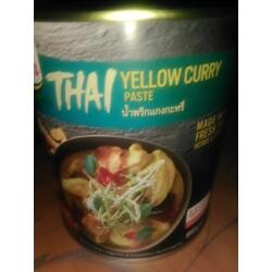 Thai Yellowstone Curry Paste