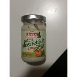 Steck Schwarzwälder Feinkost Sahne Meerrettich Creme mit Äpfeln