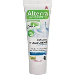 Alterra Sensitiv Pflegecreme Parfümfrei