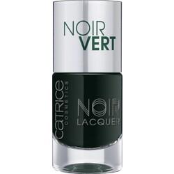 Catrice Noir Noir Nagellack  Nr. 06 - Noir Vert