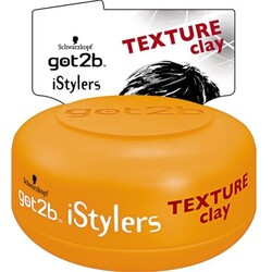 Got2bi Stylers Texture clay Paste