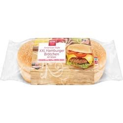 REWE Beste Wahl XXL Hamburger Brötchen