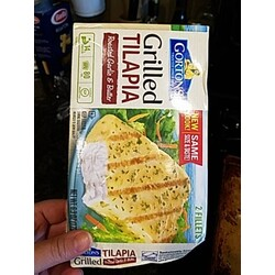 Gorton's Grilled Tilapia Roasted Garlic & Butter