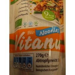 Vitanu Noodles Shirataki Nudeln, 270 g