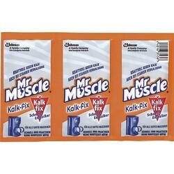 Mr. Muscle Kalk-fix Schnell-Entkalker 3 Stück a 17 g