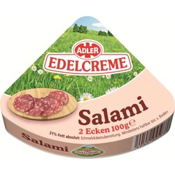 ADLER Edelcreme Salami  100 g