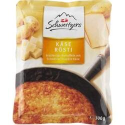 Schweitzers Käse Rösti 500 g