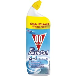 Null-Null WC AktivGel 3in1 Cool Arctic